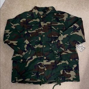 Boutique Army Jacket NEVER WORN WITH TAG